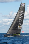 Hugo Boss - Skipper : Alex Thomson